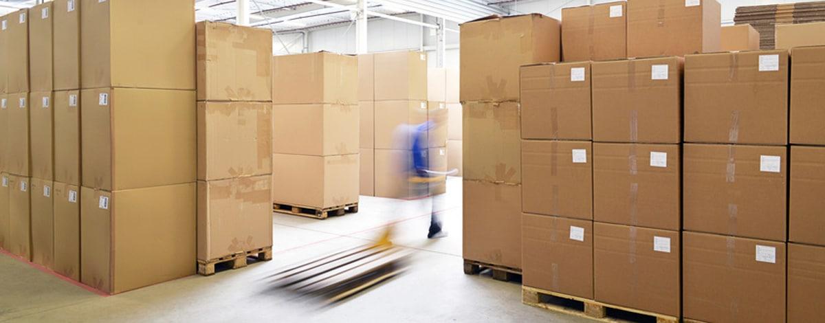 Touch PC Logistik und Warenwirtschaft