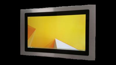 Touch Panel PC mit Intel Bay Trail CPU Kapazitiv