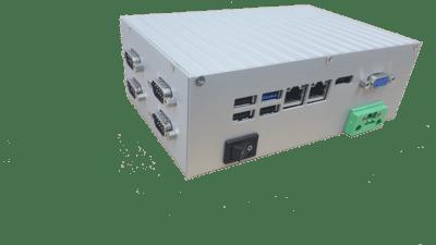 DIN-Rail PC Hutschienenmontage