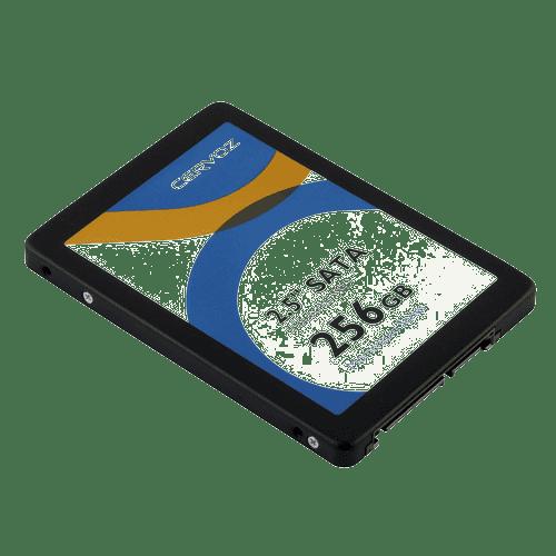 Industrie SSD Erweiterte Temperatur (-40°C ~ +85°C)