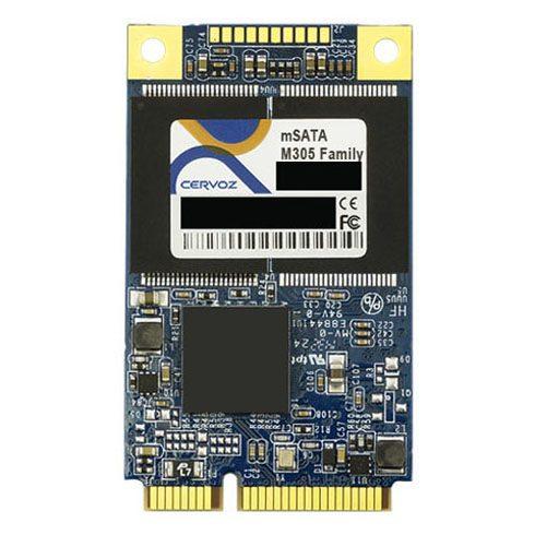 cervoz 256gb msata embedded module