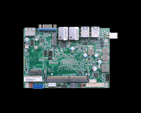 KU553 DFI Industrie Mainboard