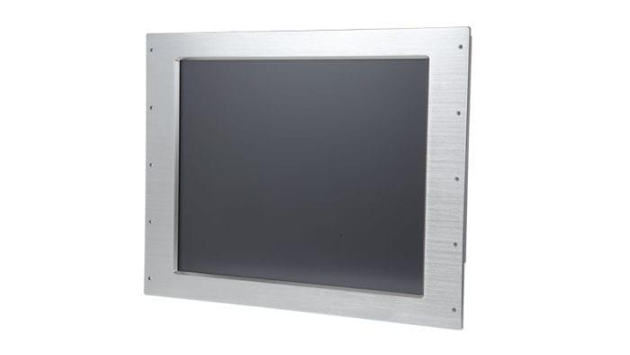 17 Zoll Rack Mount Touch PC mit J1900 CPU
