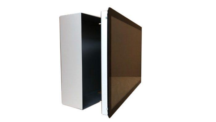 24 Zoll Touch PC Haus Gebäudeautomation mit J1900 CPU